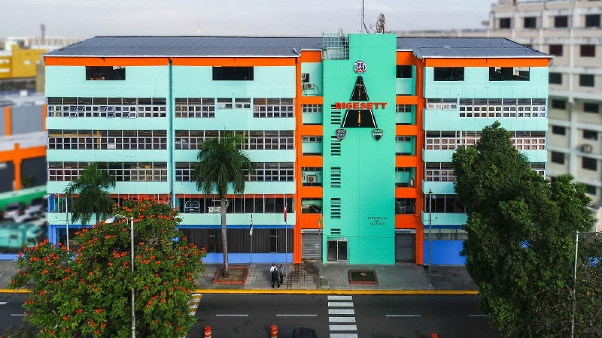 Edificio de la DIGESETT