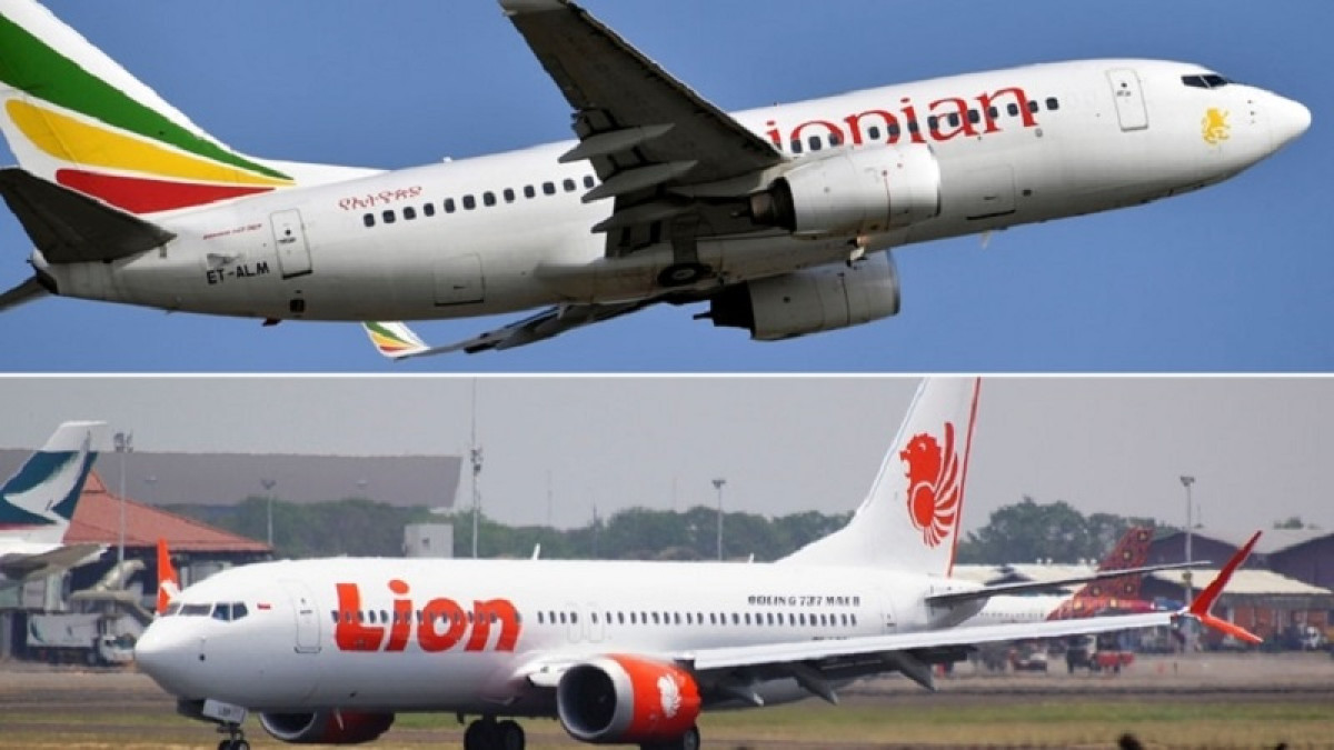 Lion Air Ethiopian Airlines