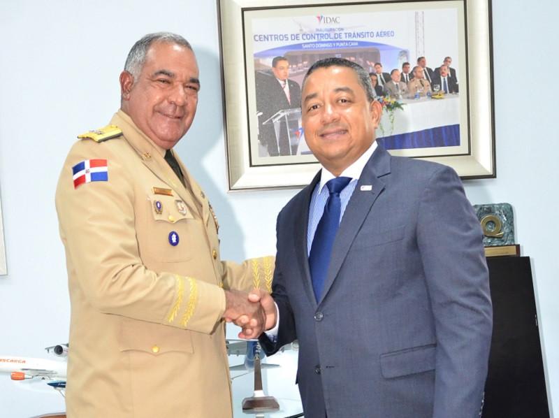 Comandante del Ejercito y Herrera