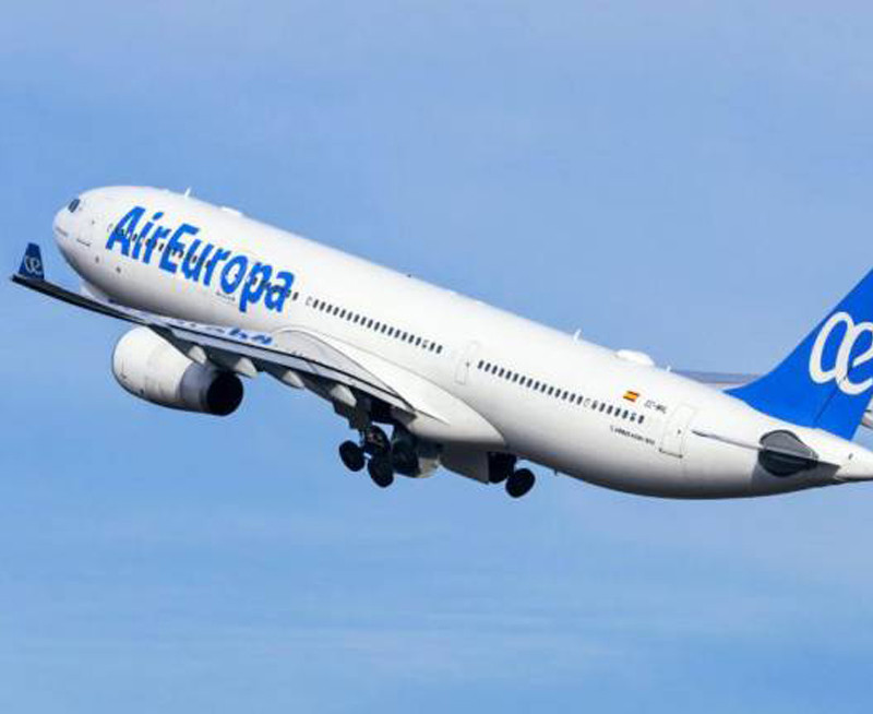 Avion de Air Europa