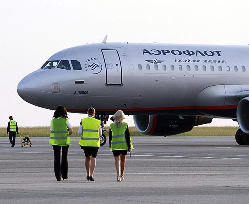 Linea aerea Rusa